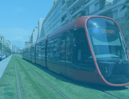 Nice : Alstom met en service sa nouvelle génération de tramway sans ligne aérienne !