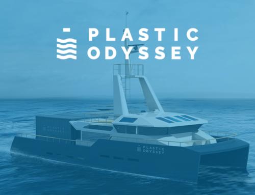 Bee Engineering partenaire de Plastic Odyssey : le projet qui lutte contre la pollution plastique