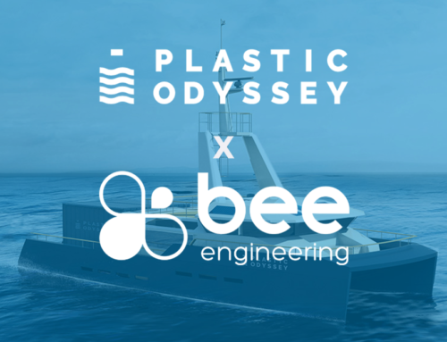 [Web-série] Bee Engineering x Plastic Odyssey