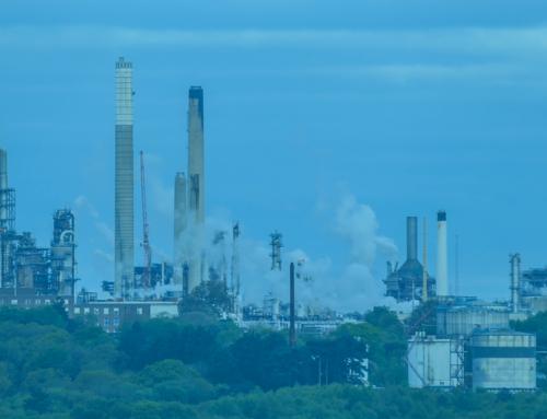 USA : une étude de faisabilité pour stocker le CO2 des cimenteries dans… des puits de pétrole