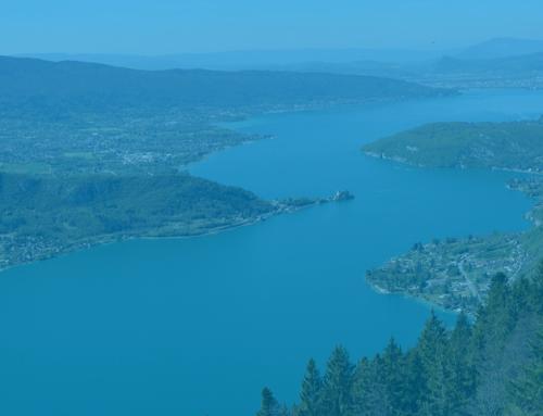 Annecy : un quartier bientôt chauffé et refroidi grâce à l'eau du lac