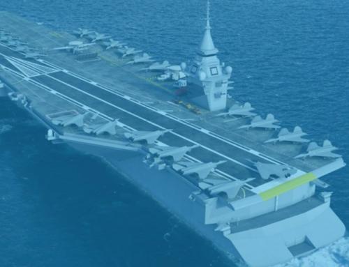 Le futur porte-avions nucléaire français promet d'être impressionnant