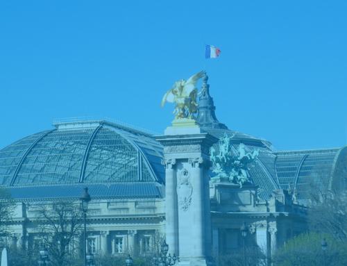 Le Grand Palais éphémère prêt à accueillir de grands événements sur le Champ-de-Mars